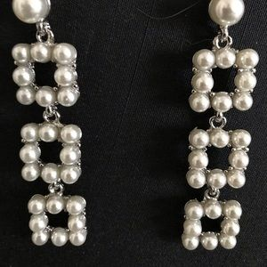 Jewelry - ❤️ Lovely Amour Pearl Statement Earrings